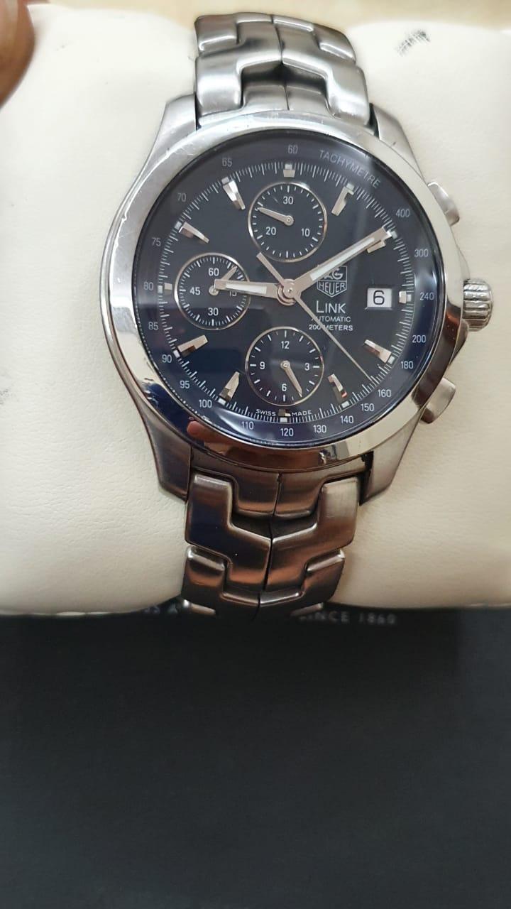 Tag Heuer Link Used Men's watch