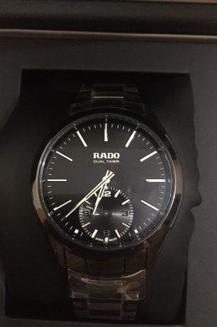 Rado Dual Time Unused Men's Watch