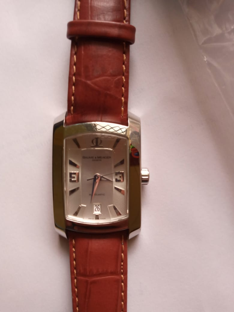 Baume Mercier Hampton Automatic Men's watch