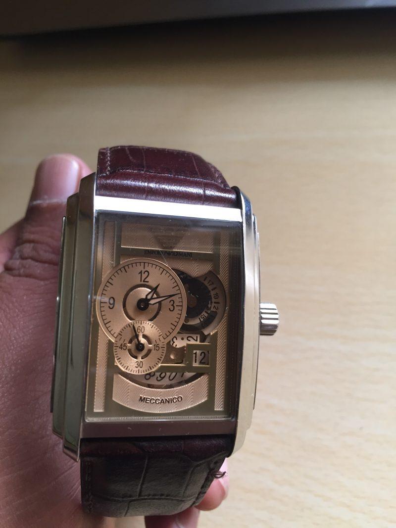 Emporio Armani 4229 Automatic Men's Watch