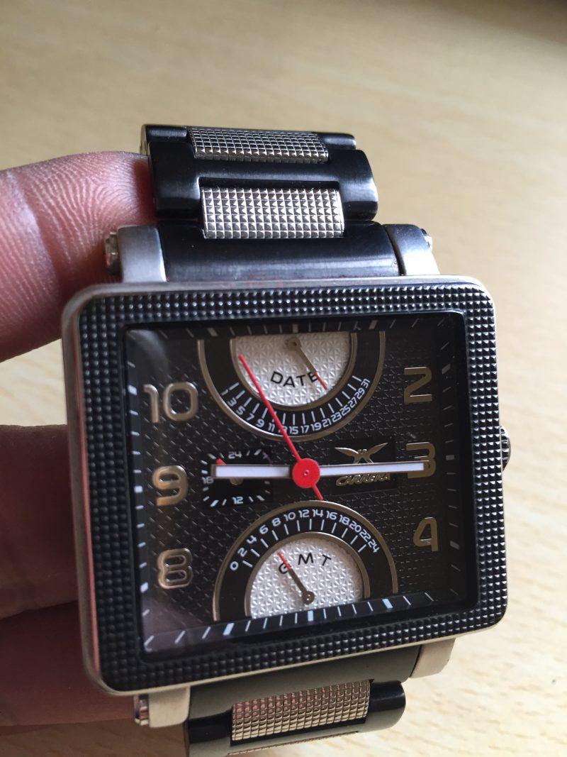 Carrera 10008 Men's used watch