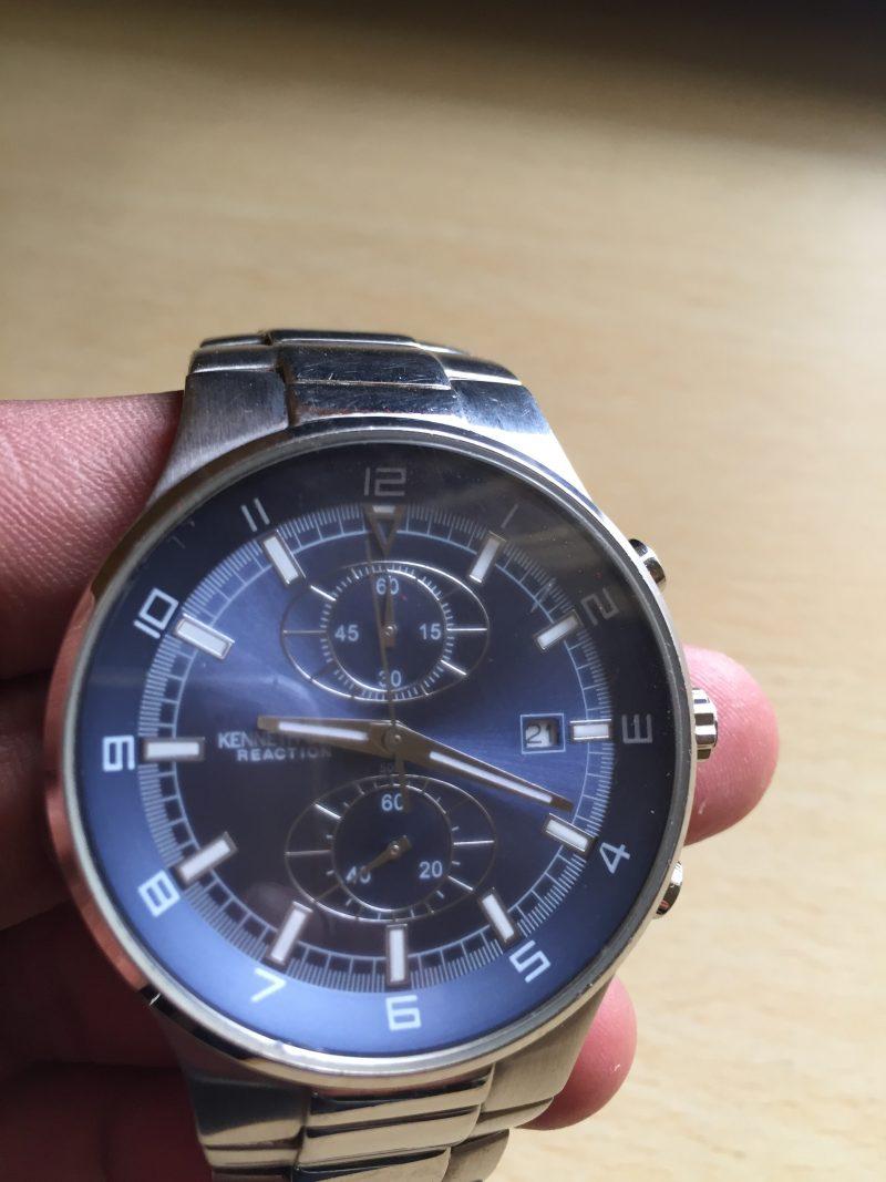 Kenneth Cole Blue Men's watch