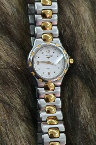 Longines Conquest Ladies used watch