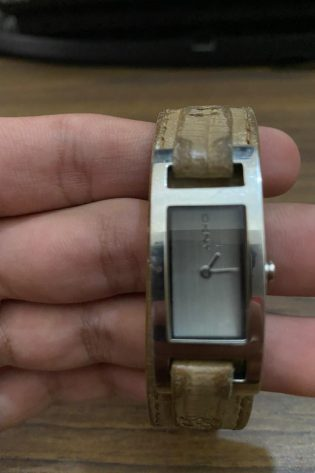 DKNY Rectangular Women's Watch