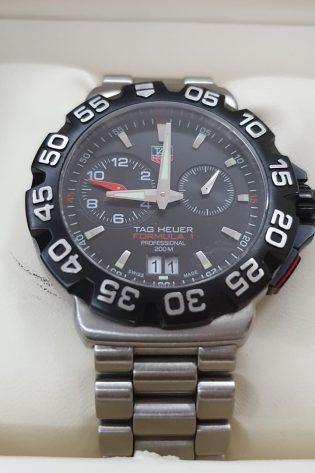 Tag Heuer Formula 1 Chronograph