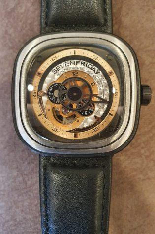 Seven Friday P2/01 Men's Watch