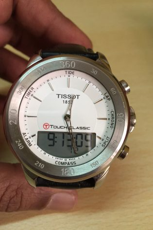 Tissot- T-Touch Classic